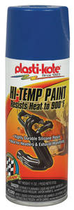 Extreme Heat Paint Blue, 11-oz.
