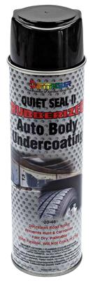 Rubberized Paintable Undercoat 18-oz.