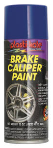 Brake Caliper High-Heat Paint Blue, 12-oz.
