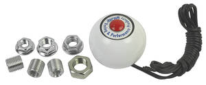 1978-1988 Monte Carlo Shifter Knob, Button, by B&M