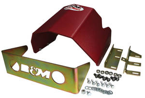 1978-87 Monte Carlo Transmission & Flexplate Shields Powerglide, by B&M