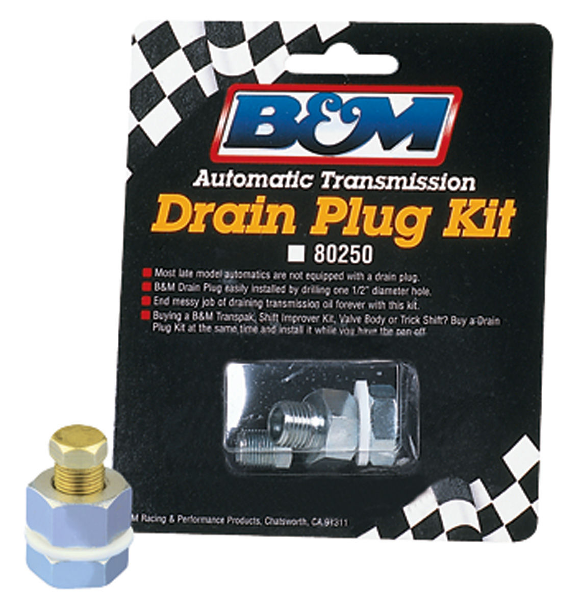 Photo of Drain Plug Kit, Universal