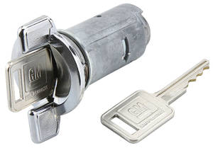 1979-84 Ignition Lock Monte Carlo, Square Keys