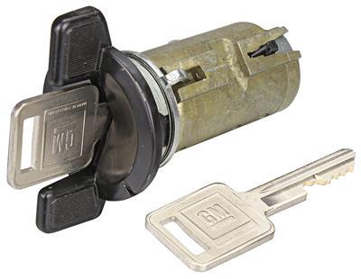 1985-88 Ignition Lock Monte Carlo, Square Keys