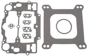 1964-72 Cutlass Carburetor Gasket Kit, Performer Series Square-Bore, by Edelbrock