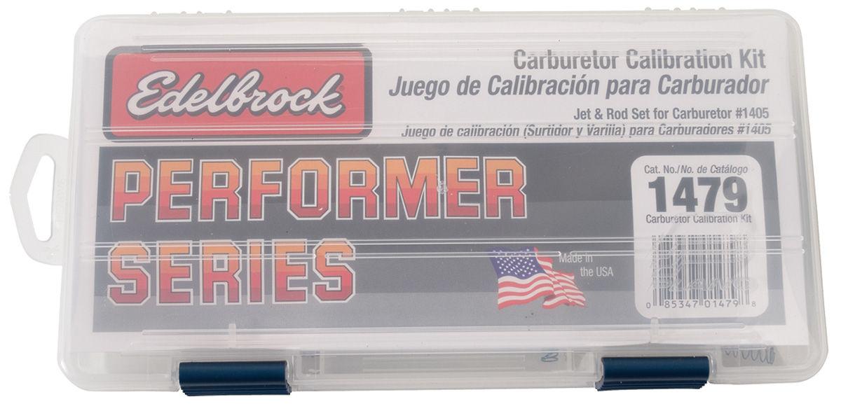 Photo of Carburetor Calibration Kit (Performer Series)