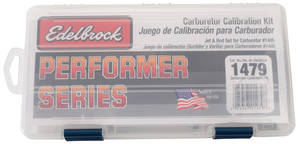 1978-1988 El Camino Carburetor Calibration Kit (Performer Series) For Edelbrock #1405 (OPGI #G980021)