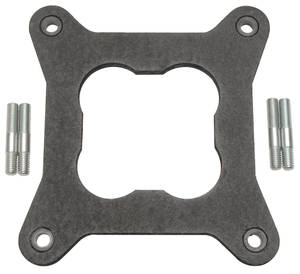 "1978-88 Malibu Carburetor Heat Insulator Gasket For Square-Bore (.320"" Thick), by Edelbrock"
