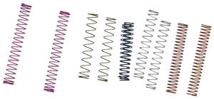 1964-77 Chevelle Carburetor Step-Up Spring Assortment