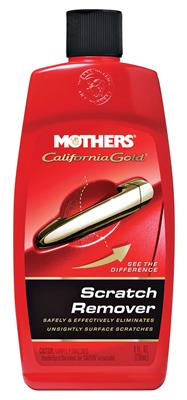 1959-1977 Bonneville California Gold Scratch Remover 8-oz.