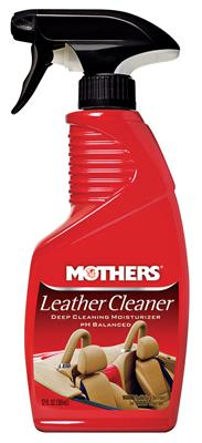 Leather Cleaner 8-oz., by Mothers