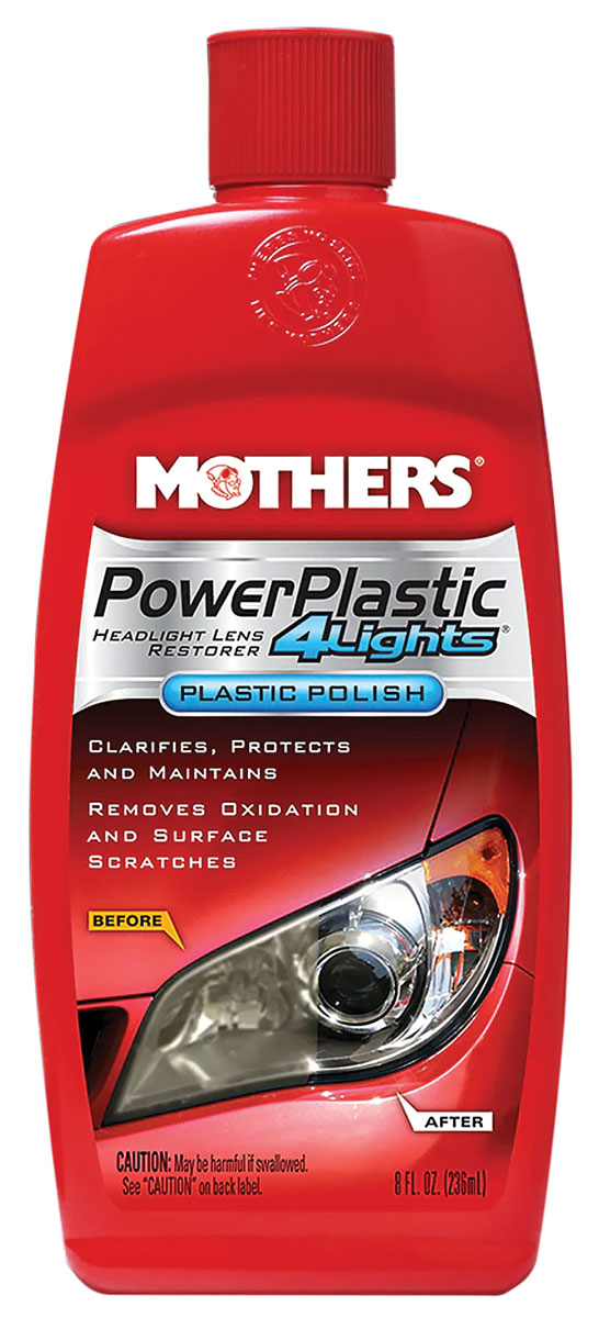 Photo of Plastic Polish 8-oz.