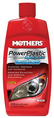 1954-1976 Cadillac Plastic Polish (8-oz.), by Mothers