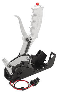 1978-1988 El Camino Shifter, Pistol Grip Quarter Stick Th350/Th400 Forward Valve Body, by B&M