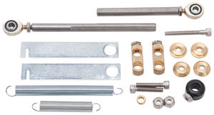 1978-88 El Camino Throttle Linkage, Progressive, by Edelbrock