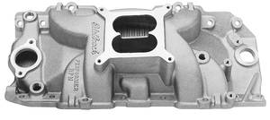 1964-77 Chevelle Intake Manifold, Performer RPM 2-R Big-Block, by Edelbrock