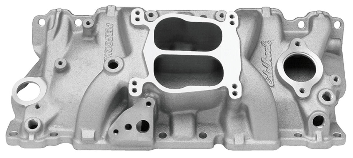 Photo of Intake Manifold, Small-Block Performer (EGR)