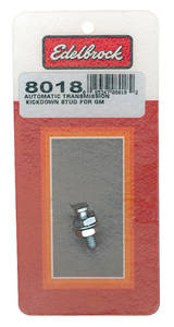 1959-1976 Bonneville Transmission Kickdown Stud, Automatic, by Edelbrock