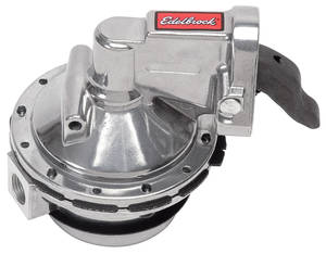 1964-77 Chevelle Fuel Pump, Victor Series Racing Small Block (265-400), by Edelbrock