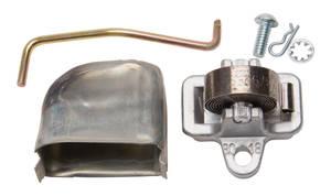 1964-77 Chevelle Carburetor Choke Assembly, Quadrajet Big Block