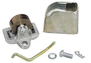 1964-1977 Chevelle Carburetor Choke Assembly, Quadrajet Small Block, by Edelbrock