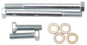 1978-88 El Camino Quadrajet Bolt Kit