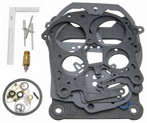 Catalina/Full Size Carburetor Rebuild Kit, Quadrajet Edelbrock 1903/1904/1905/1906 (795 CFM)