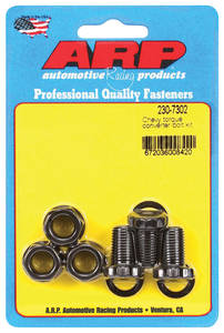 "1964-1973 GTO Torque Converter Bolts 7/16""-20 for Aftermarket Converters, .725"" UHL (3-Piece), by ARP"