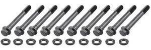 1964-1977 Chevelle Main Bolts Small-Block Small Block 2-Bolt Main (LG Journal), by ARP