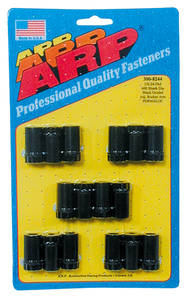 "1961-73 LeMans Rocker Arm Nuts, Perma-Loc Rocker 3/8"" Aluminum, by ARP"