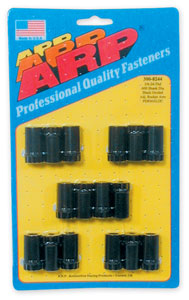 "1978-1988 El Camino Rocker Arm Lock Nuts, Perma-Loc Stud Girdle 7/16"" 2.00"" Length, by ARP"