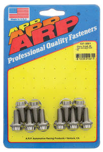 1959-77 Bonneville Rear End Cover Bolts, Stainless Steel 10-Bolt, by ARP