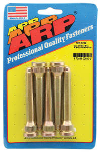 "1978-88 Monte Carlo Wheel Studs, Premium GM, Late Disc and Early Drum – 7/16""-20 Thread, 3.20"" Long