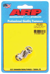 1964-1977 Chevelle Ignition Coil Bracket Bolts Hex Head Stainless Steel, by ARP