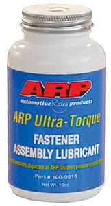 1962-1977 Grand Prix Fastener Assembly Lubricant 10-oz. Can (Brush Top), by ARP