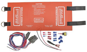 1978-88 El Camino Nitrous Bottle Heater, by Edelbrock