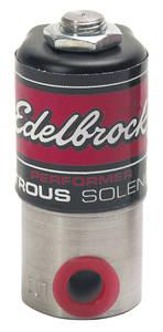 1961-72 Skylark Nitrous Solenoids, Stainless Steel Performer Solenoid, by Edelbrock