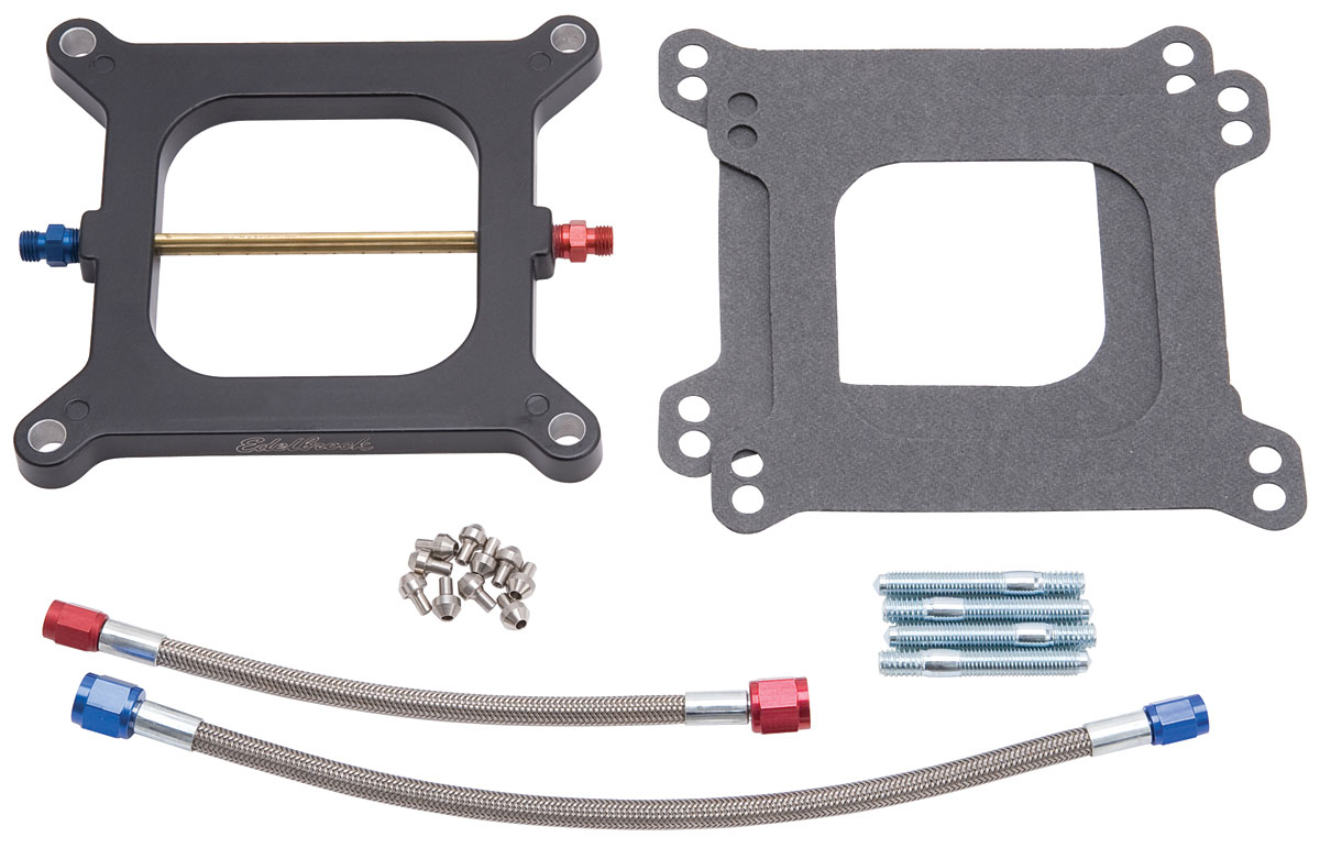 Photo of Nitrous Plate Kits standard flange square-bore carb (100-250HP)