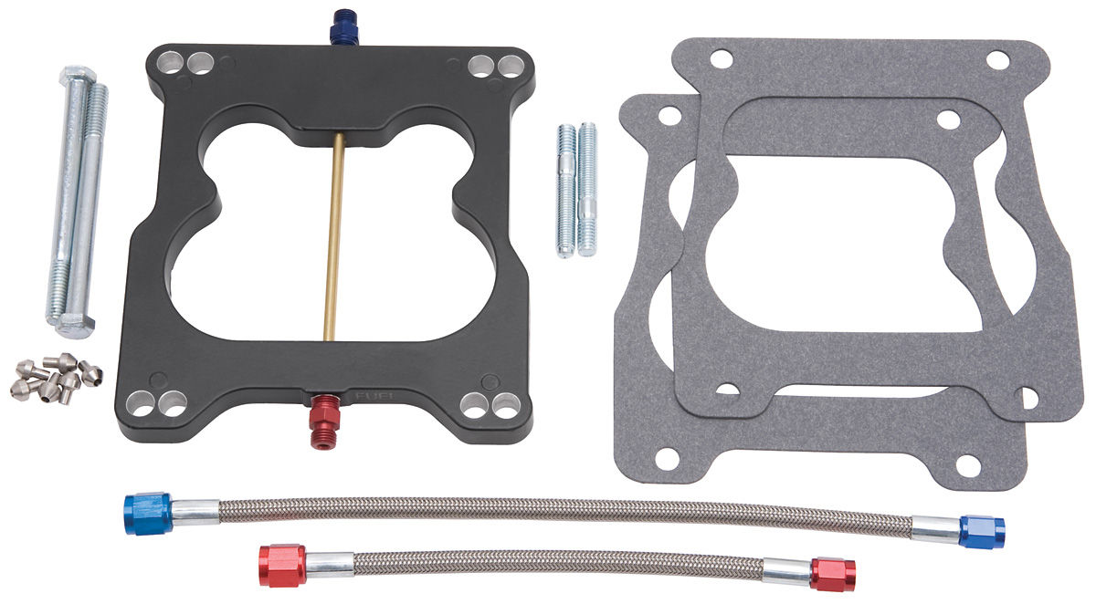 Photo of Nitrous Plate Kits spread-bore, (Q-jet) carb (100-250 HP)