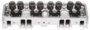 1978-88 Monte Carlo Cylinder Head, Performer Small-Block 70cc, by Edelbrock