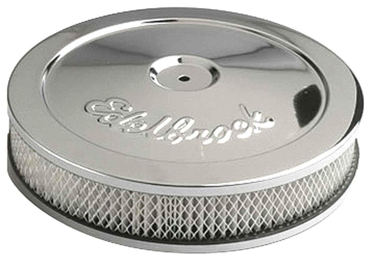 "Photo of Air Cleaner, Pro-Flo Chrome 10"" x 3-1/2"""