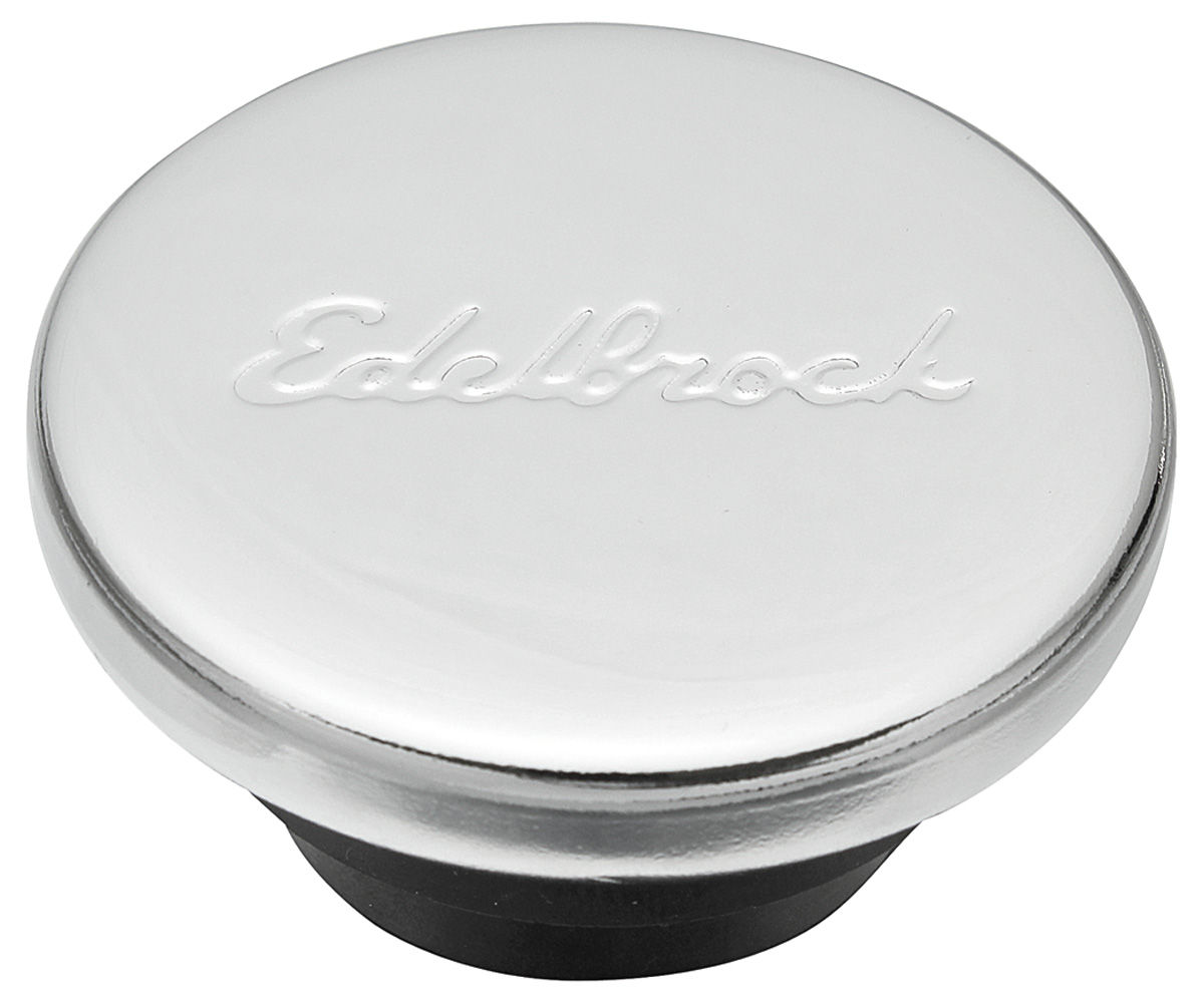 Photo of Oil Fill Hole Plug, Chrome