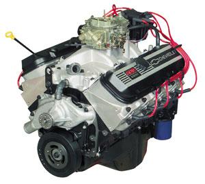 1978-88 Monte Carlo Engine, 502/502 Base