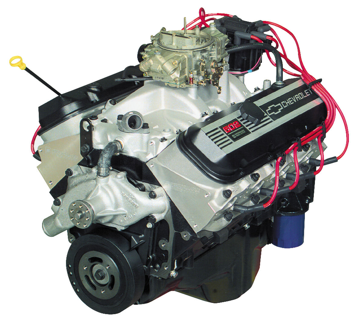 1964 77 Chevelle Crate Engine 502 502 Deluxe By Gm