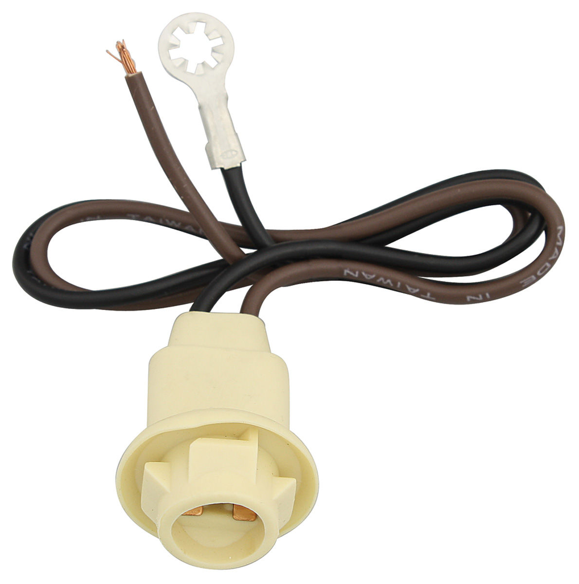 Photo of Marker Lamp Wiring Assembly (Front) with Ground Lug