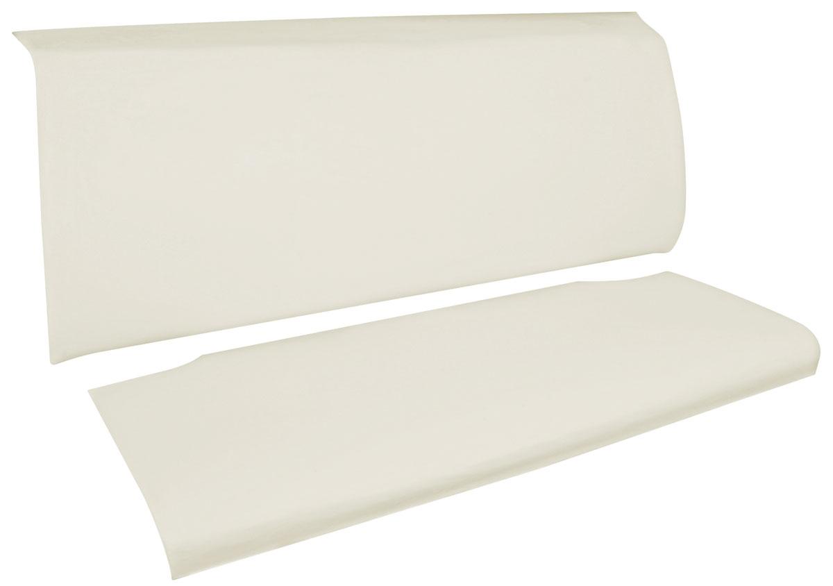 Photo of Seat Foam, Custom-Molded Bench, Rear Seat (Top & Bottom)