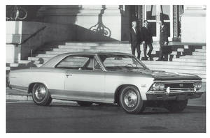 1966-1966 El Camino Vintage Chevelle Photo 1966 Chevelle