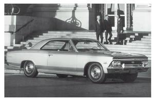 Vintage Chevelle Photo 1966 Chevelle