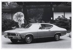 1968-1968 Chevelle Vintage Chevelle Photo 1968 Chevelle