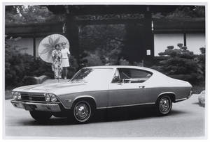 Vintage Chevelle Photo 1968 Chevelle